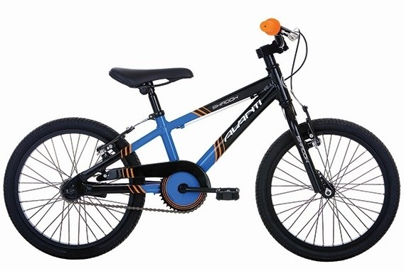 AVANTI SHADOW SIZE 18 BLUE / BLACK | Bicycles for sale in Collingwood