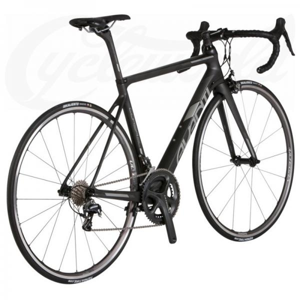 2014 AVANTI CORSA SL 2 SIZE 55.0 MEDIUM MATT CARBON / SILVER ...
