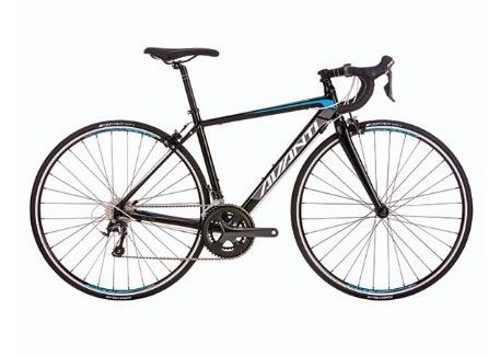 2016 AVANTI GIRO 2 WOMENS SIZE SMALL BLACK/TEAL | Bicycles for sale ...
