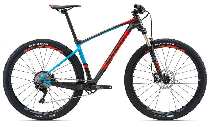 Giant XTC Advanced 29er 3 (2018)