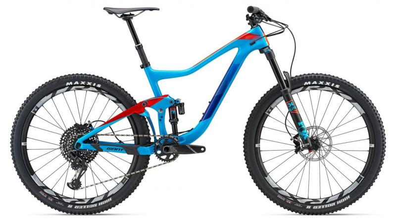 Giant Trance Advanced 1 (In-Store or Special Order) 2018