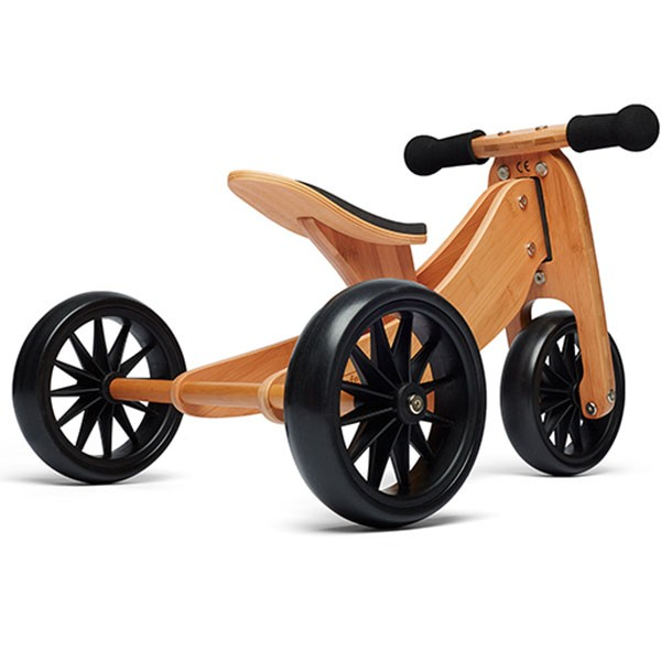 Kinderfeets Tiny Tot Trike to Balance Bike