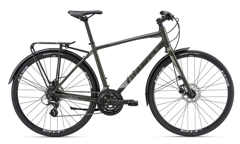 Giant Cross City 2 Disc Equipped (2018)